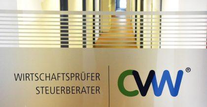 CVW & Collegen GmbH, Eingangsbereich