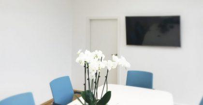 CVW & Collegen GmbH, Besprechungsraum